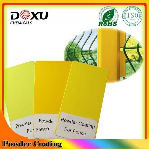 Epoxy Powder Coating (High Gloss Finish)