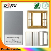 Fluorocarbon Powder Coating (High Gloss)