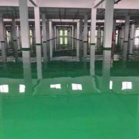 Self-leveling Epoxy Floor Coating System
