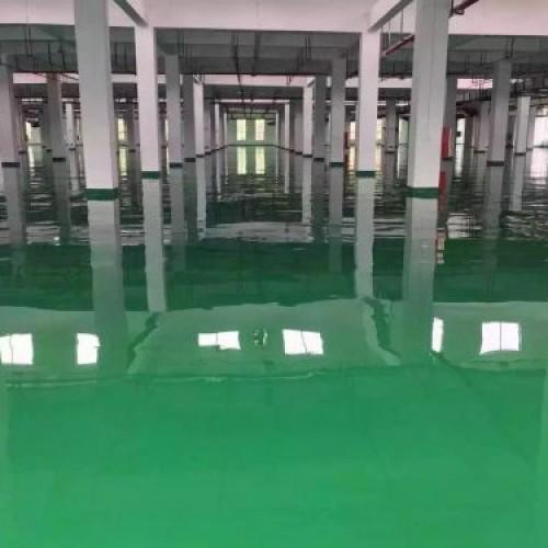 Self-leveling Epoxy Floor Coating System