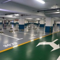 Water-based Epoxy Floor Coating System