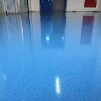 Epoxy Colored Floor Coating System