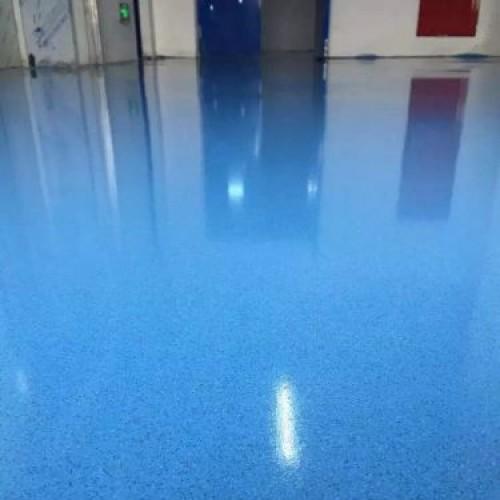 Epoxy Colored Floor Coating System