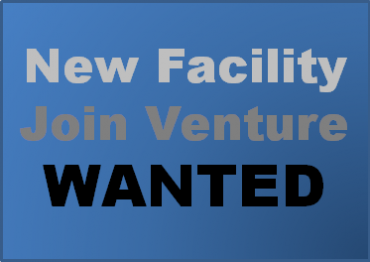 Our new facility is looking for cooperative partner